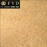 60*60/80*80 Tegel Fj6008 van het Porselein van het kristal de Gele Opgepoetste