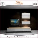 N u. L hölzerner Kraftstoffregler-Fernsehapparat-Standplatz im Wohnzimmer-Möbel-Schrank