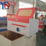 Precio de acrílico de madera de la cortadora del laser del CO2 del no metal (YN-6040)