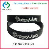 Geprägter Druck-Form Jewellry GummiWristband