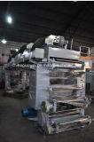 El PLC controla la máquina que lamina seca de alta velocidad