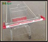 Caddie de supermarché de caddie Mjy-Sec240