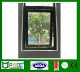 Alta calidad Windows de aluminio y toldo Windows