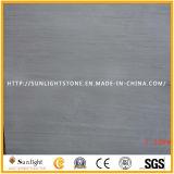 Mattonelle nere/grige/gialle naturali dell'ardesia della pietra della coltura per la pavimentazione del /Wall