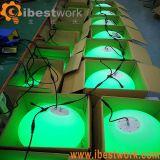 단계 점화의 30cm DMX LED 공