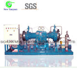compressor de gás do diafragma do acetileno da pressão de funcionamento 0.6-25MPa