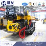 Tipo sondagem da geologia da esteira rolante e máquina Drilling (HFDX-6)