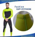 人のためのネオプレンの安く完全な袖の適用範囲が広いスノーケリングのウェットスーツ