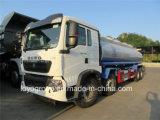 HOWO T5g 8X4のオイルタンクのトラック、販売のための石油タンカー