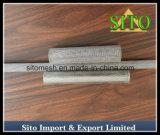 Tube filtrant de treillis métallique de l'acier inoxydable 304