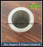 Filtro liquido tessuto dal cilindro di filtrazione della rete metallica