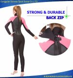 Mulheres Escala de cristal Triangular Glide Skin Commercial Diving Surfing Suit