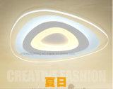 Moderne Deckenleuchten des Acryl-LED für Innenbeleuchtung-Decken-Lampen-Vorrichtung für Wohnzimmer-Schlafzimmer