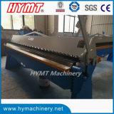 WH06-1.5X3040 tipo manual máquina de dobra de dobramento da caixa da bandeja
