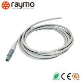 Connecteur de fiche mâle de Redel PAG pour le matériel médical d'oxymètre de doigt