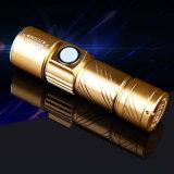 Dringlichkeit aufgebaut 16340 Taschenlampen-Fackel der Batterie-Q5 in der nachladbaren LED des Summen-