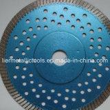 Il chip di ceramica di pressatura calda della maglia ha veduto che diamante del bit la lama per sega