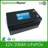 Batteria solare elettrica dell'indicatore luminoso di via del pacchetto 12V 25ah della batteria