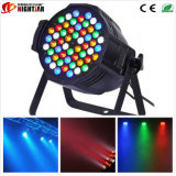 luz RGBW Nj-L54A de la IGUALDAD de 54PCS*3W LED para la luz principal móvil de Stage/DJ/Disco/Party/Wedding/Nightclub LED