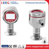 Gesundheitlicher Mikrodifferenzdruck-Übermittler des Membrandichtungs-Flansch-4-20mA