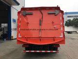 Vegende Machine de Van uitstekende kwaliteit van Dongfeng de Vrachtwagen van de Straatveger van 210 PK