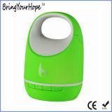 La forma del cubo mini altavoz Bluetooth con ranura para tarjeta TF (XH-PS-659)