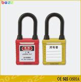 Cadeado da segurança do grilhão do nylon de Bd-G11dp 38mm