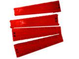 Pièce jointe de joint de fibre de Madidi de couleur rouge (12 faisceaux, 24 faisceaux, 48 faisceaux, 96 faisceaux)
