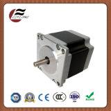 조각 기계를 위한 매끄러운 NEMA24 60*60mm 족답 모터