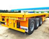 Reboque Container 40FT, Reboque Flatbed, caminhão contêiner