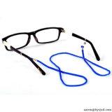 Cuerda redonda azul de los vidrios