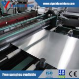 Fornecedores de alumínio folheados bilaterais da folha em China