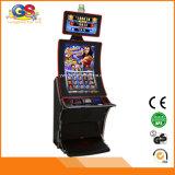 Máquina de juego dual vertical de juego de la arcada de la cabina de la pantalla del aristócrata