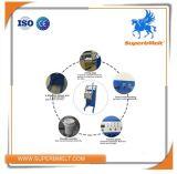 Operación fácil estable de la certificación del Ce que inclina la máquina del horno fusorio del oro