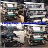 Cuatro colores de impresión flexográfica Maquinaria