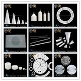 Tubo pirolítico del nitruro del boro del 99% Pbn, crisol y piezas especiales