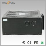Porta 8 com interruptor controlado SFP da rede Ethernet de 2 gigabits
