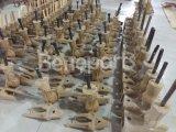 2713-6035 type dents de position de pièces de rechange d'excavatrice modifiant le coupeur latéral