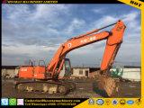 Excavador usado Ex200-5, excavador usado Ex200-5 de la correa eslabonada de Hatachi de la rueda