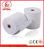 Fax 80 mm Papel * 80mm Rollo de papel térmico