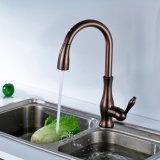 O petróleo do Faucet da cozinha fricionou o bronze de bronze