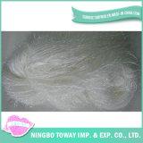 Humidade lã absorvente cachecol de lã de algodão Fios fantasia -4