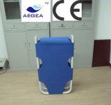 Militaires en acier enduits d'époxyde de brancard pliant de la qualité AG-2c4