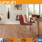 W-5 hölzerne Oakpvc Fußboden-Fliese, PVC-Vinylfliese, PVC--Bodenbelag