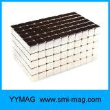 Neodimio Sliver Oro 5X5X5mm Magic Cube Magnet