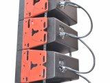 Im Freienleistungs-PROfehlerfreie Audiozeile Reihen-System