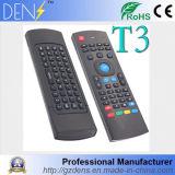 Mäuseradioapparat-Tastatur der USB-2.4G Fernsteuerungsluft-t3