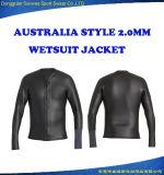 オーストラリアの様式によってカスタマイズされる人および女性のネオプレンの適性のダイビングのウェットスーツ