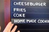 고품질 자석 잘 받아들이는 벽 Signage 또는 자석 메뉴 널 표시 인쇄
