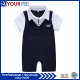 Il neonato di buona qualità dell'OEM copre il fornitore del pagliaccetto del risvolto (YBY115)